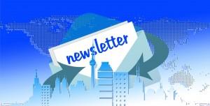 Sähköpostiosoite uutiskirjeelle